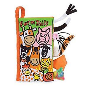 Malloom ® colas animales libro de tela bebé de juguete Desarrollo Libros Aprendizaje y Educación libros Opiniones, libro infantil animalitos