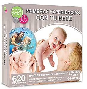"""Babynjoy – Pack experiencia bienestar primeras experiencias con tu bebé """""""" Opiniones, Actividades interesantes"""