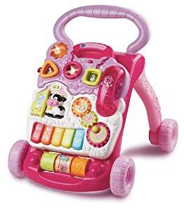 VTech Baby Walker – Primeros pasos de bebé Opiniones, Muy buen Andador en inglés