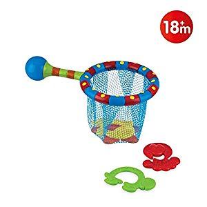 Nuby ID6142 –  de pesca con juguetes Opiniones, Genial para baño o piscina