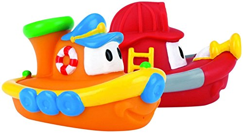Nuby Nûby 6199 – Barcos flotantes Opiniones, A mi hija de 1 año le encantan
