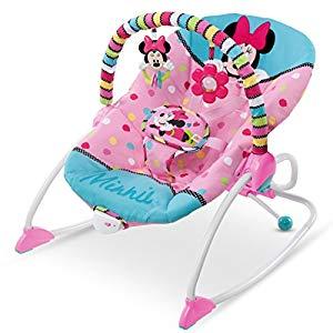 Disney Baby Rocker Minnie – Hamaca Opiniones, La barra sale demasido facil