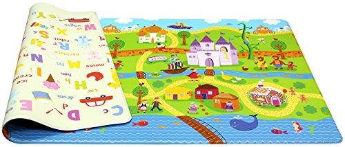 Dwinguler Playmat – dwinugler – Fairy Tale Land – Medium – 1 Opiniones, Alfombra niños