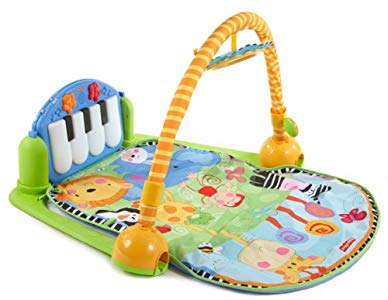 Fisher-Price Fisher Price – Gimnasio Piano Pataditas Opiniones, Producto regular