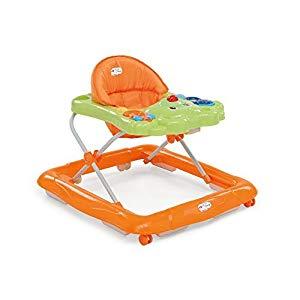 FP Young 9301726500 Girello In-Giro – Andador Arancio Verde Opiniones, A mi niño le encanta. Aunque hay un problema de colores.