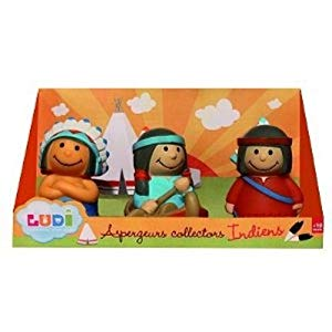 Ludi 2164 – Set de 3 muñecos para el baño Opiniones, muy bonitos