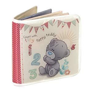 Me To You Tiny Tatty Teddy – Libro de tela Opiniones, Muy bonito