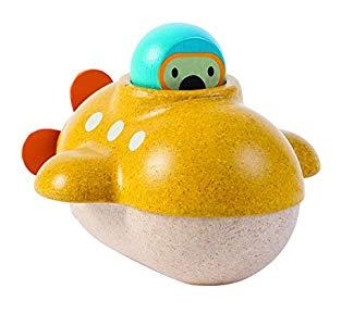 Plan Toys – Submarino Opiniones, Muy bonito, a mi hija le encanta dentro y fuera del agua