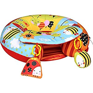 Red Kite Sit Me Up Inflatable Activity Baby Play Ring In Cotton Tail NEW DESIGN FOR 2014 Opiniones, Resistente y cómodo