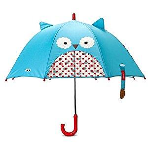 Skip Hop Zoo Owl – Paraguas infantil Opiniones, Paraguas bonito y de estructura bastante fuerte, es una buena compra