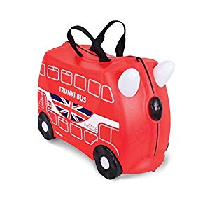 Trunki Boris the Bus – Maleta infantil Opiniones, Bonita y con apariencia de durabilidad.