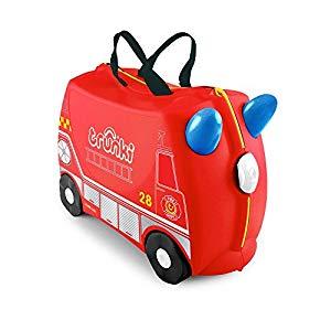 Trunki TRK0254 – Andadores de Actividad y Entretenimiento Opiniones, Muy practica y doble función: maleta y transporte
