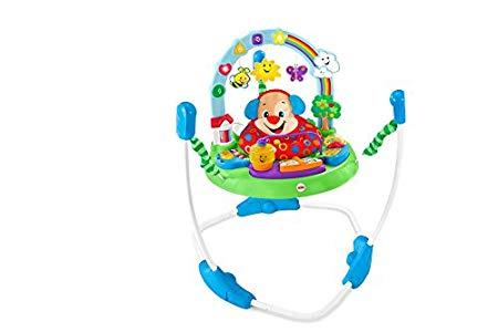 Fisher-Price Saltador activity de perrito Opiniones, Gimnasio para bebé, para hacer sesiones de unos 15 minutos cada vez