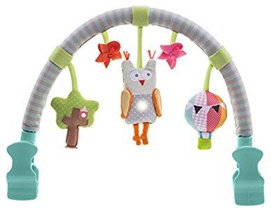 Taf Toys 11875 – Arco musical de carrito búho Opiniones, ideal cuna sin barrotes